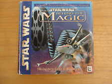 Star Wars: Behind the Magic. Insider's guide to Star Wars. Windows95/98