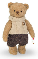 Matteo Teddy Bear by Teddy Hermann - limited edition collectable - 12109