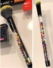 Wet N Wild Pac-Man Waka Waka Waka Powder & Eyeshadow Brush Set - 2 Brushes Total