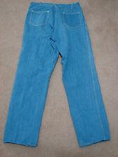 Vintage Jeans 70's Men's High Waist Dual Coin Pocket Single Stitch Talon 42 Zip
