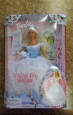 2000 Princess Bride Barbie Doll w/ Magic In Box *S106