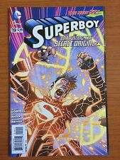 Superboy #19 (vol. 5) 1st Print APPEARANCE of Jon Kent ORIGIN DC VF/NM KEY ISSUE