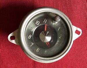 1955 Buick Clock