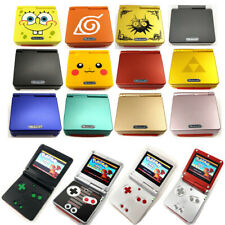 Nintendo Game Boy Advance SP game Console AGS-101 Highlight Backlight LCD GBA SP