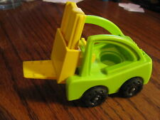 Fisher Price Lift & Load Railroad 943 Replacement Fork Lift  Lot # FP