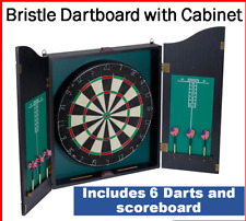 Anko P_42234357 Dartboard with Cabinet