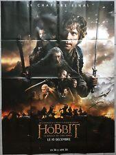 Affiche LE HOBBIT BATAILLE DES CINQ ARMEES Ian McKellen PETER JACKSON 120x160cm*
