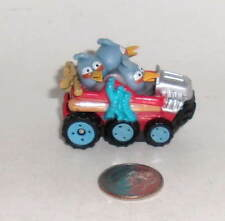 Small Rovio Angry Birds Three Blue Birds Telepod Car
