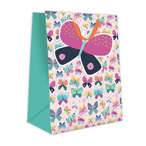 Gift Bag (Medium) - Butterfly Pattern