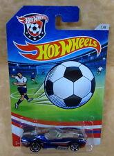 HOT WHEELS  series UEFA EURO CUP STREET SHAKER n°1/8  cod.15983