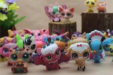 Hot Little Pet Shop Mini Toy Random Rare LPS Cat Dog Collect Toy Gift  20pcs/Set