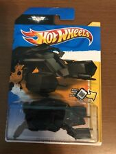 Hot Wheels 2012 New Models The Bat Batman 1:64 Protectopak