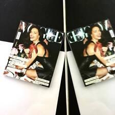 VOGUE Magazine ITALIA ITALY December 2017 Irina Shayk Mert Alas & Marcus Piggott