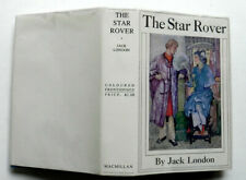 THE STAR ROVER by JACK LONDON Rare Science Fiction 1st Edition 4thP Facsimile DJ
