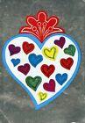 ADESIVO/STICKER * by PANINI'S Stickers : CUORI . . .