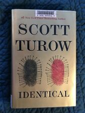 Scott Turow - Identical (2013) - Ex Library Book - Hard Cover