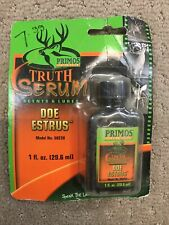 Primos Scents And Lures, Doe Estrus. Model #58230.