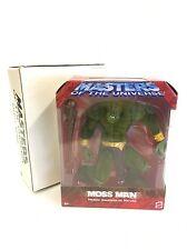 Amos del universo, Mossman, he-man 200x, exclusivo Moc Y En Caja Sellada Figura Sellada