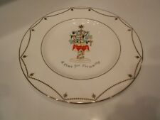 """a time for trimming plate by lenox-excellent-9 1/4"""" across"""
