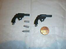Alerte ligne RAF Pilote Flare Pistol /& cartouches échelle 1//6th Jouet Accessoire