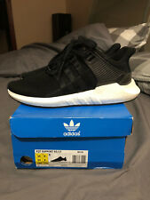 New Adidas EQT Support 93/17 Milled Leather Size 10 US Boost