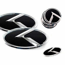Emblem 3D K Logo 7p for 2016 2019 Kia Sorento USA & Canada Only