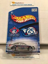 Honda Civic * Blue Jays 25th Hot Wheels * In Protector * H41
