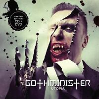 Gothminister - Utopia [New CD] With DVD