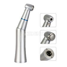 Dental Slow Low Speed Contra Angle Handpiece Push Inner Water Spray Fit Kavo