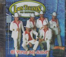 Los Tucanes De Tijuana  El Virus Del Amor New Nuevo Sealed