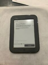 Barnes & Noble NOOK Simple Touch - BNRV300 e-reader - Wi-Fi - AS IS - For Parts