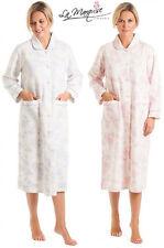 Cotton Button Front Robe Lingerie & Nightwear for Women