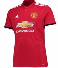 Limited amount of player issue 2017 - 18 Manchester United Jerseys . New.