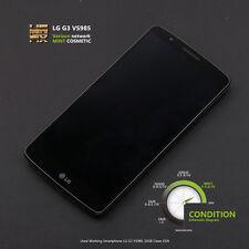 Used Working Smartphone  LG G3 VS985 32GB 5.5'' Verizon CellPhone Clean ESN