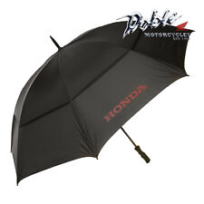 New 2016 Genuine Honda Branded Golf Umbrella Full Length Black with Honda Logo