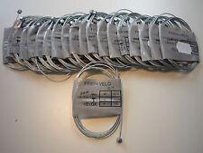 lot 10 cables de freins vélo VTT BMX bike VTC 15/10éme 1m80 NEUF boule cylindre