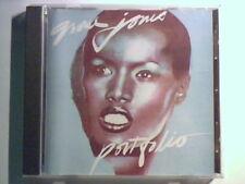 GRACE JONES Portfolio cd EDITH PIAF