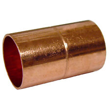 """1-1/4"""" x 1-1/4"""" Dia. Copper Coupling Fitting 50 pieces"""