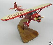 Monocoupe Model 90 AW Mulligan Airplane Wood Model Big