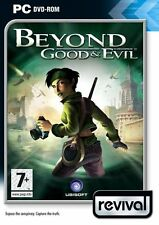 Beyond Good and Evil (PC DVD) PC 100% Brand New