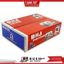 DNJ P959.40 Oversize Complete Piston Set For 2006 Lexus GS300 3.0L V6 DOHC 24v