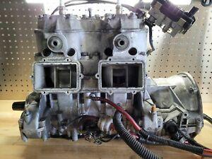 Skidoo SDI 1000 Rev Engine Rotax Complete Running Motor