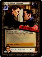 Buffy Angel's Curse CCG Card #32 Unwelcome Surprise