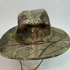 Camouflage Fishing Hat Redhead Mens Small Outback Hunting Safari
