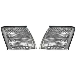 FITS LEXUS LS400 1995 1996 1997 LS 400 PARK SIGNAL CORNER LAMP LIGHT PAIR