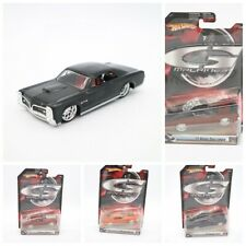 4 PCS Hot Wheels G Machines Racing Car Toy Diecast Car Model 1:50
