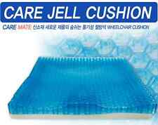 Care Mate Jelly Cushion Ventilation Seat Pad for Wheelchair Chair
