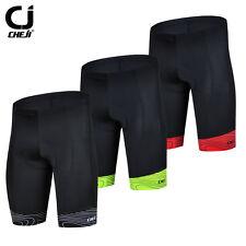 2021 CHEJI Polar Men's Cycling Bike Bicycle Shorts 3D GEL Padded Size S-3XL