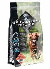 Brigadier's Choice Premium Puppy Salmon and Potato Large Breed Dry Dog Food 2 Kg