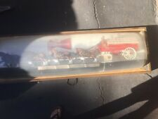 Vintage Budweiser Clydesdale Sign - Very Large!